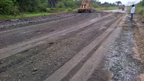 Rehabilitation of Roads
