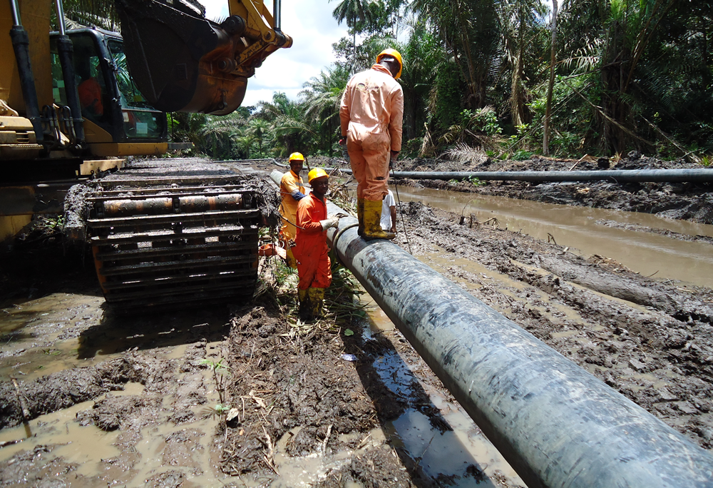 Pipeline Construction Calabar
